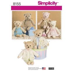 Wykrój Simplicity 8155