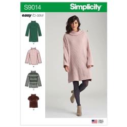 Wykrój Simplicity S9014