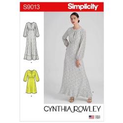 Wykrój Simplicity S9013