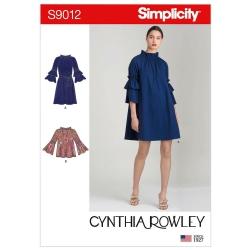 Wykrój Simplicity S9012