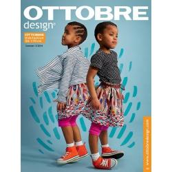 Wykroje Ottobre Kids 3/2014