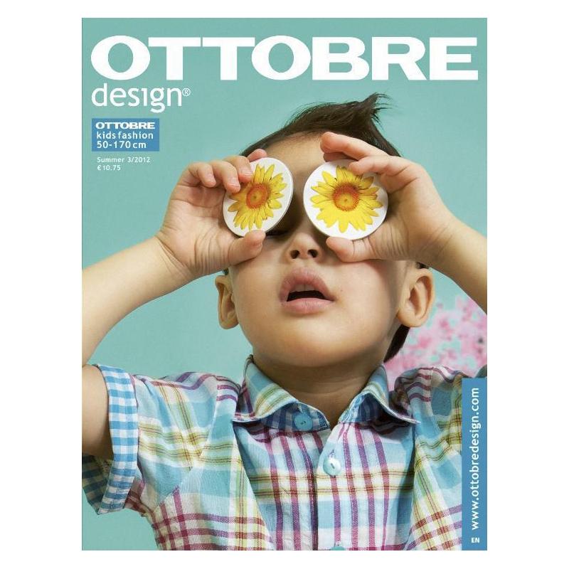 Wykroje Ottobre Kids 3/2012