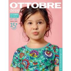 Wykroje Ottobre Kids 3/2015