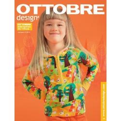 Wykroje Ottobre Kids 4/2012