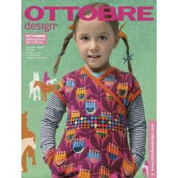 Wykroje Ottobre Kids 4/2013