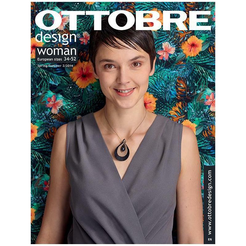 Wykroje Ottobre Woman 2/2016