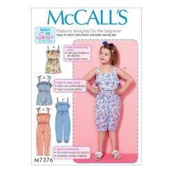 Wykrój McCall's M7376