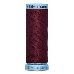 Jedwabne nici Gütermann kolor 369