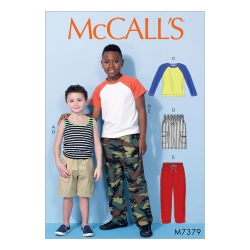 Wykrój McCall's M7379
