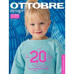 Wykroje Ottobre Kids 1/2020