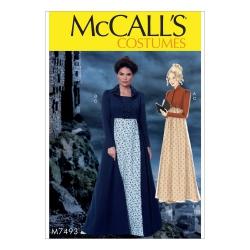 Wykrój McCall's M7493