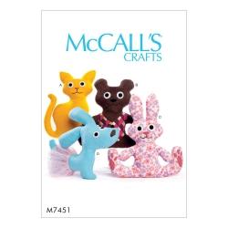 Wykrój McCall's M7451