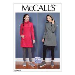 Wykrój McCall's M8022