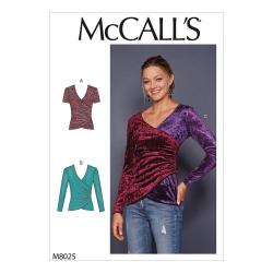 Wykrój McCall's M8025