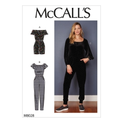 Wykrój McCall's M8028