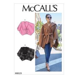Wykrój McCall's M8029