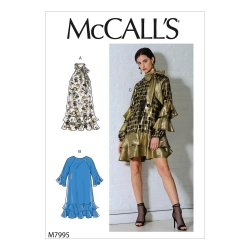 Wykrój McCall's M7995