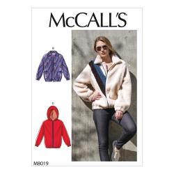 Wykrój McCall's M8019