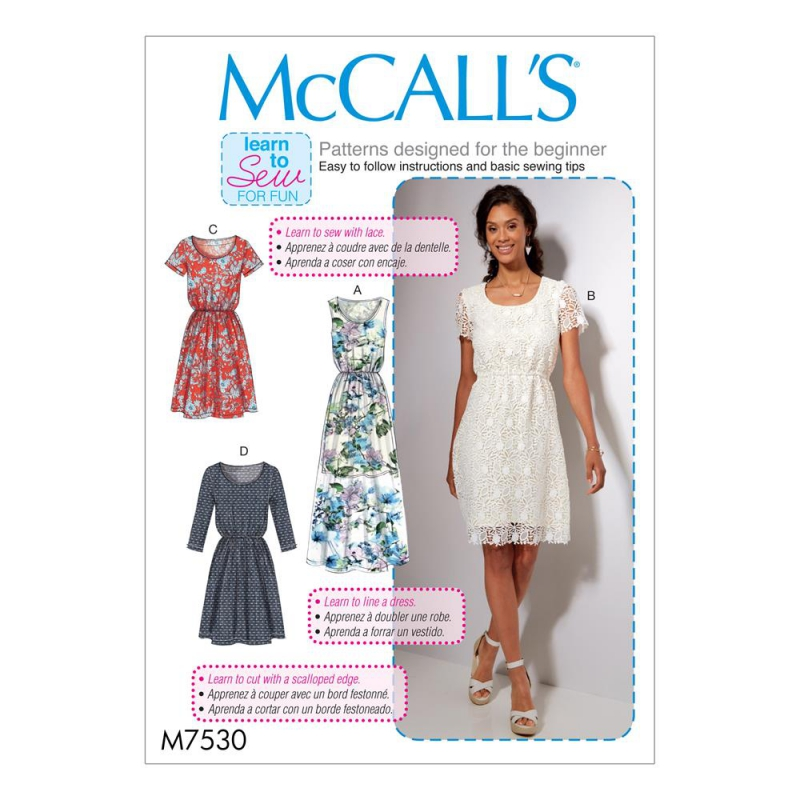 Wykrój McCall's M7417