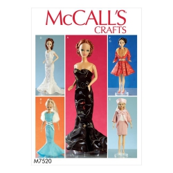 Wykrój McCall's M7520