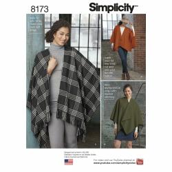 Wykrój Simplicity 8173