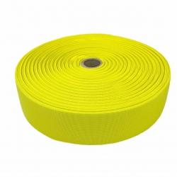 Guma tkana 50 mm żółty 1