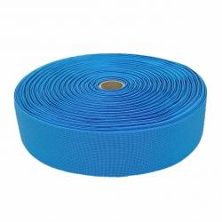 Guma tkana 50 mm niebieski 1