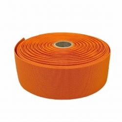 Guma tkana 50 mm pomarańczowy 2