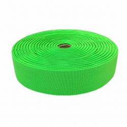 Guma tkana 50 mm green