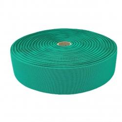 Guma tkana 50 mm zielony 2