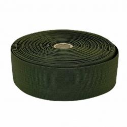 Guma tkana 50 mm zielony 5