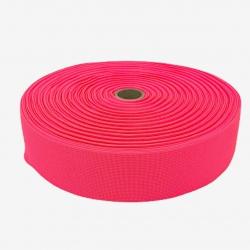 Guma tkana 50 mm pink