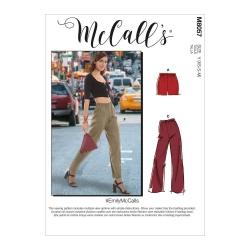 Wykrój McCall's M8057 #EmilyMcCalls