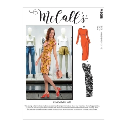 Wykrój McCall's M8058 #IsabelMcCalls