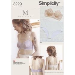 Wykrój Simplicity 8229