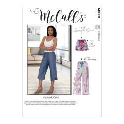 Wykrój McCall's M8063 #JuliaMcCalls