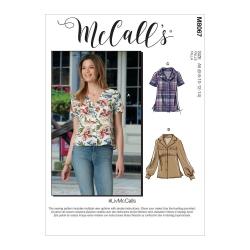 Wykrój McCall's M8067 #LivMcCalls