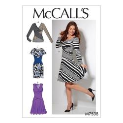 Wykrój McCall's M7538