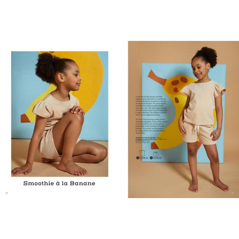 Wykroje Ottobre Kids 3/2020
