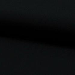 Tkanina wiskozowa - twill- czarny