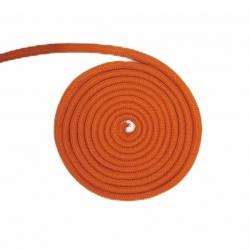 Pomarańczowy sznurek 10 mm bawełniany