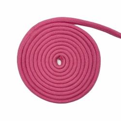 Różowy sznurek 10 mm bawełniany