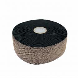 Guma 50 mm kolor czarno - złoty