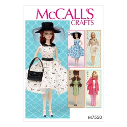 Wykrój McCall's M7550