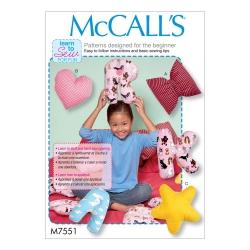 Wykrój McCall's M7551