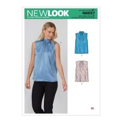 Wykrój New Look N6657