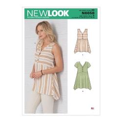 Wykrój New Look N6658