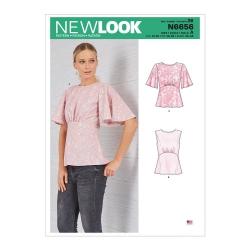 Wykrój New Look N6656