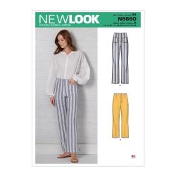 Wykrój New Look N6660