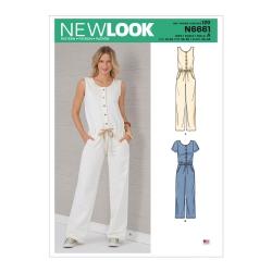 Wykrój New Look N6661